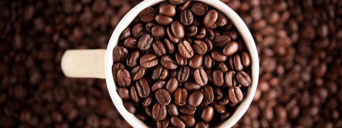 Кофе обжаренный в зернах