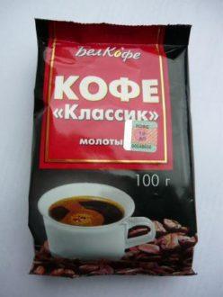 Кофе молотый Классик