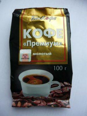 Кофе молотый Премиум